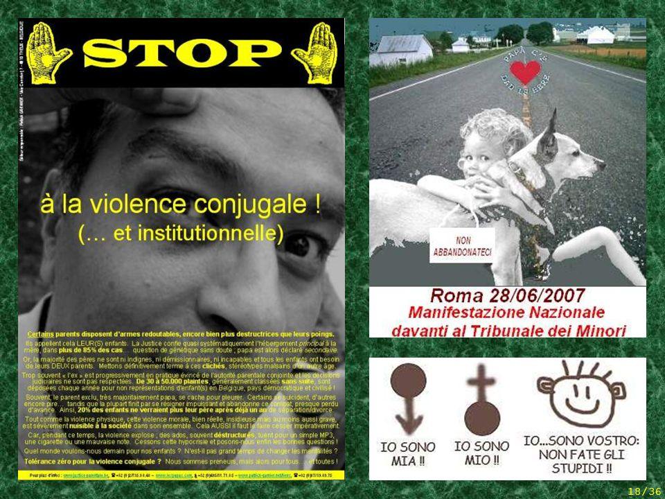 STOP à la violence conjugale (…sous toutes ses formes !)