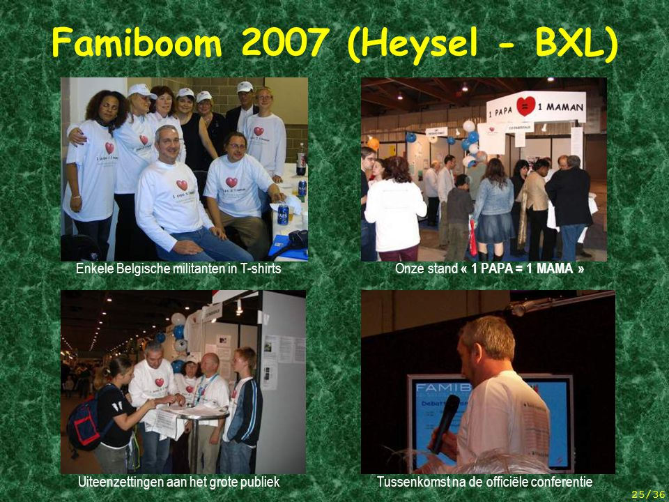 Famiboom 2007 (Heysel - BXL)
