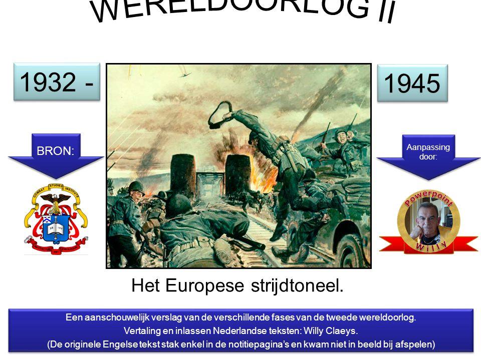 Vertaling en inlassen Nederlandse teksten: Willy Claeys.