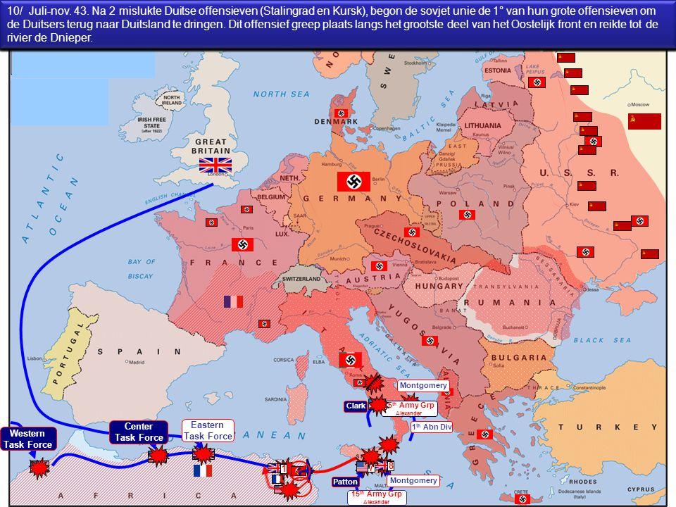 snel de Vichy-troepen daar.