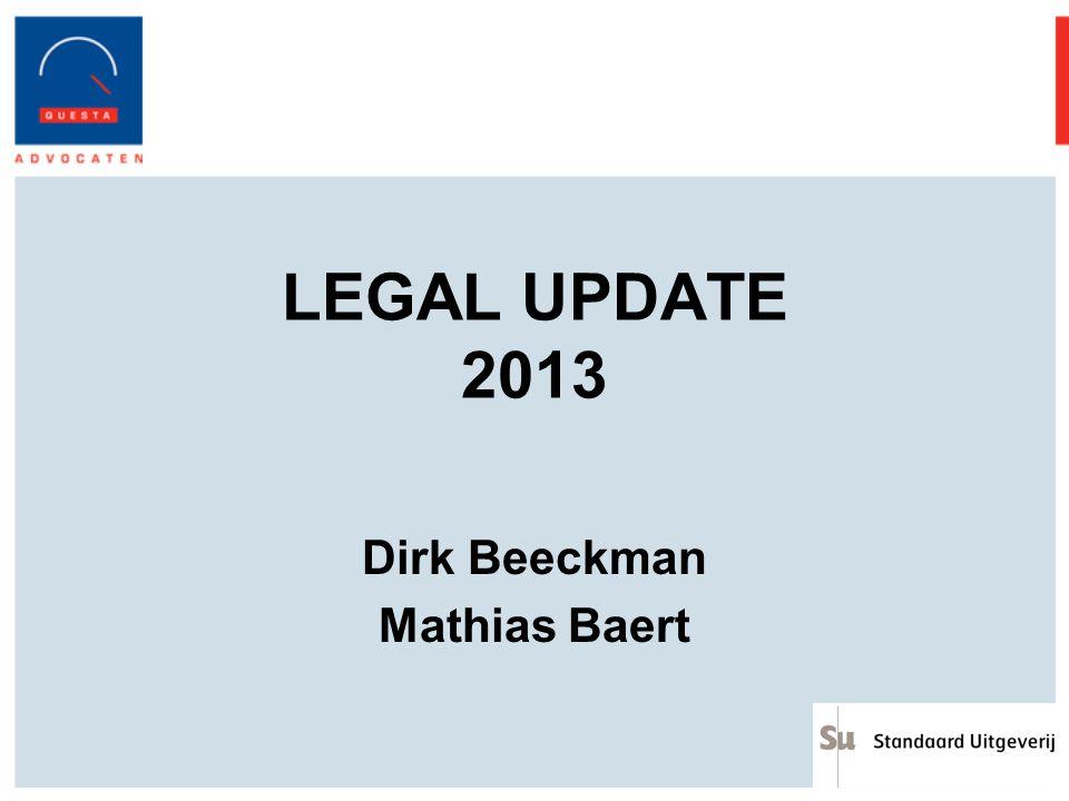 Dirk Beeckman Mathias Baert