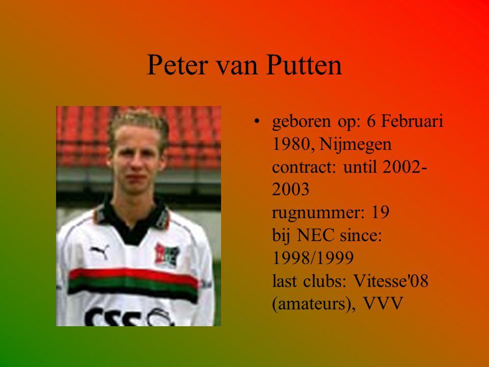 Peter van Putten