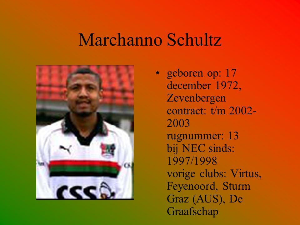 Marchanno Schultz