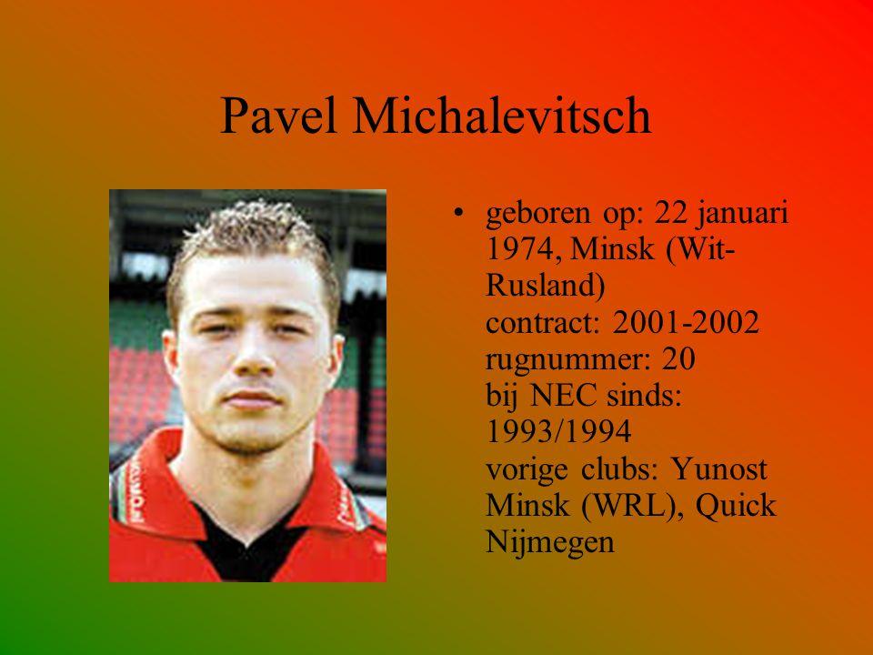 Pavel Michalevitsch