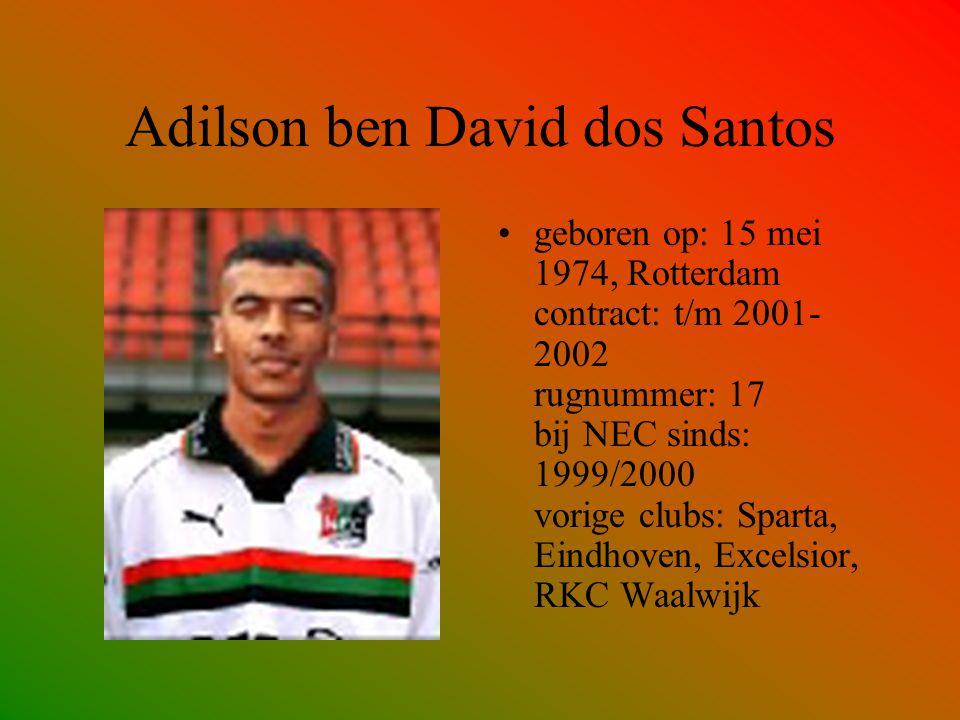 Adilson ben David dos Santos