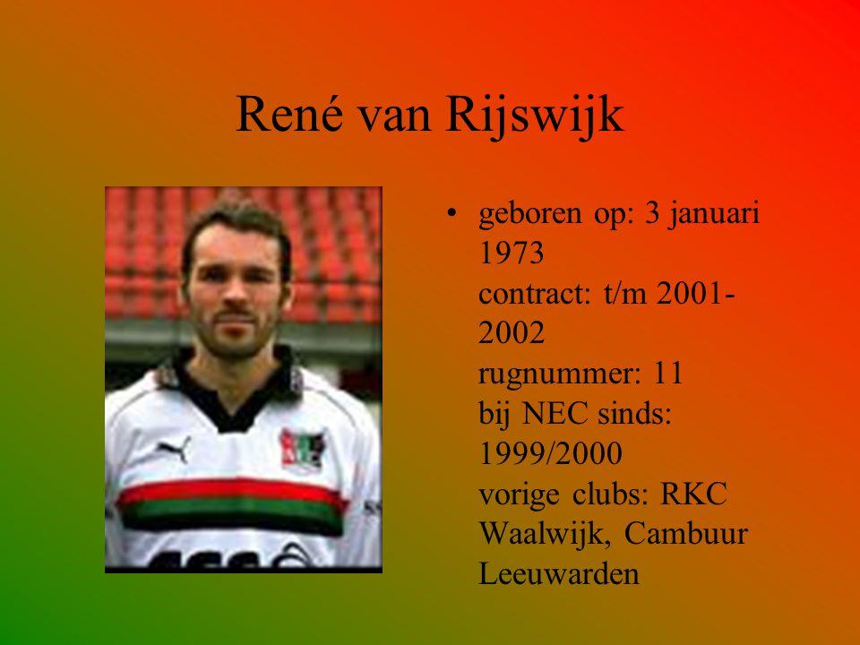 René van Rijswijk