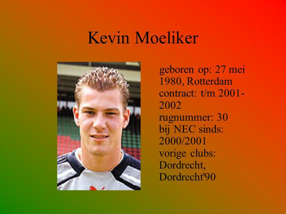 Kevin Moeliker