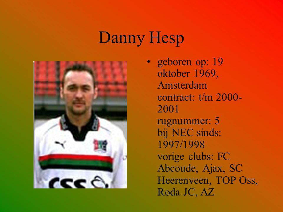 Danny Hesp