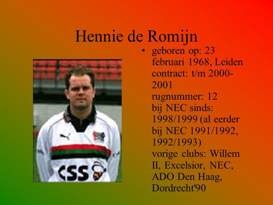 Hennie de Romijn