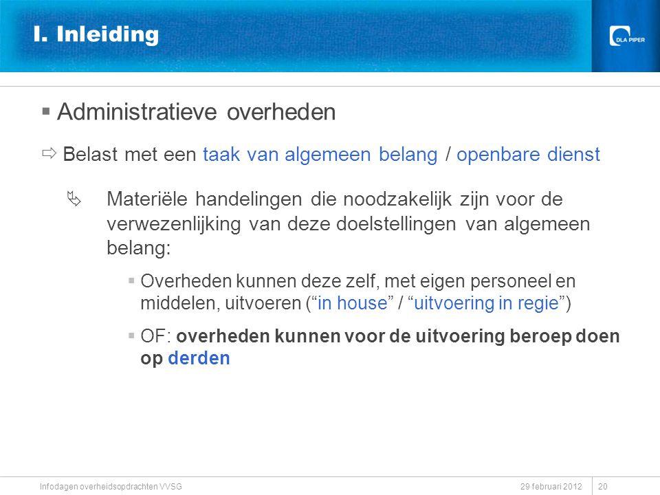 Administratieve overheden