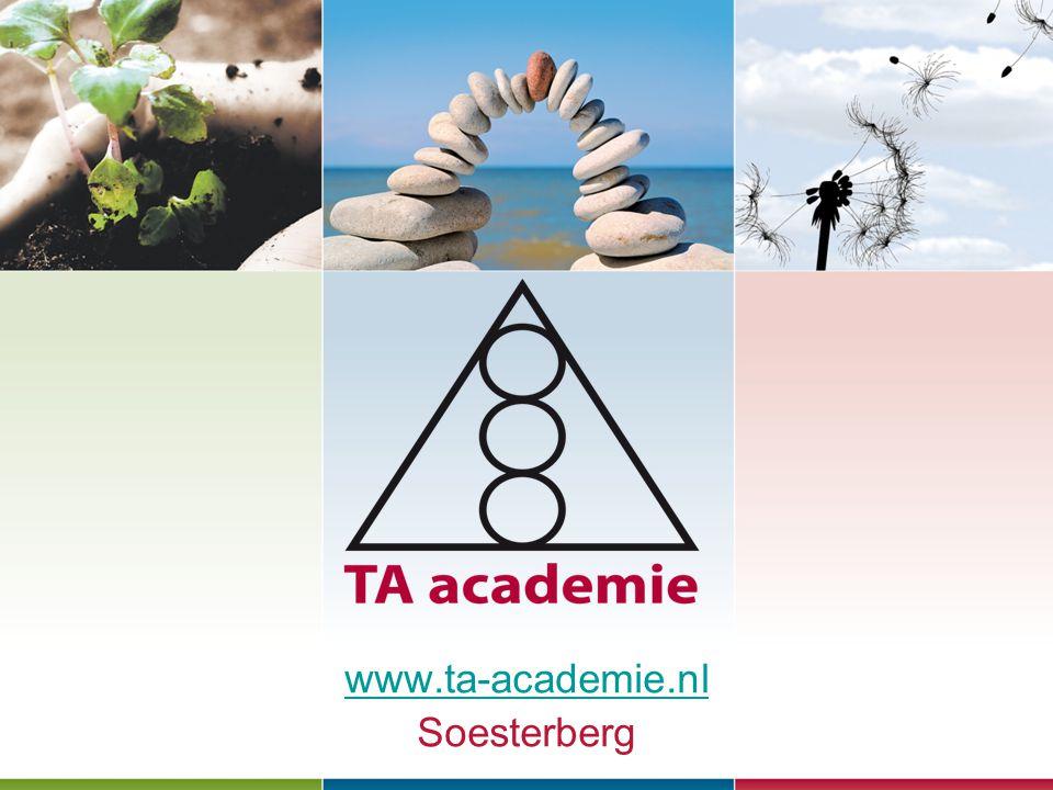 www.ta-academie.nl Soesterberg