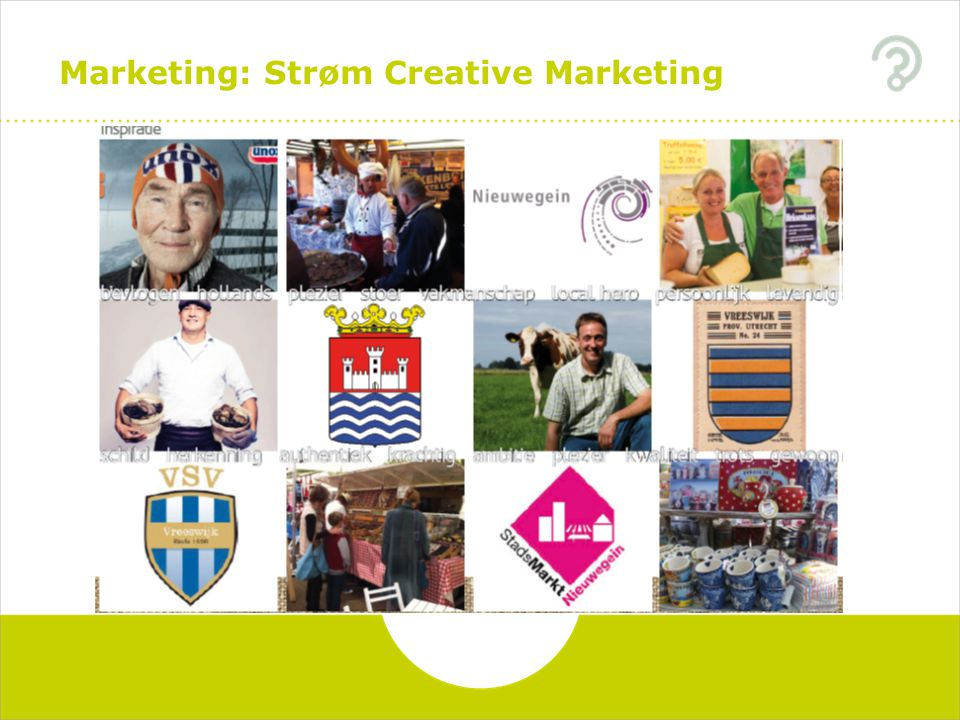Marketing: Strøm Creative Marketing