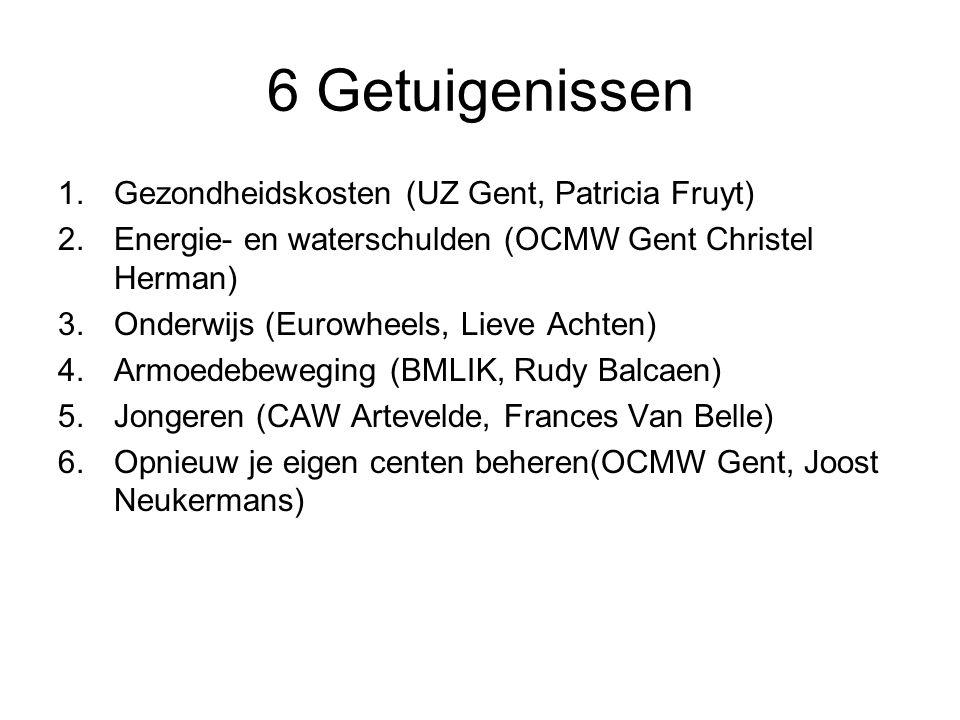 6 Getuigenissen Gezondheidskosten (UZ Gent, Patricia Fruyt)