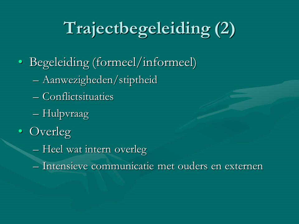 Trajectbegeleiding (2)