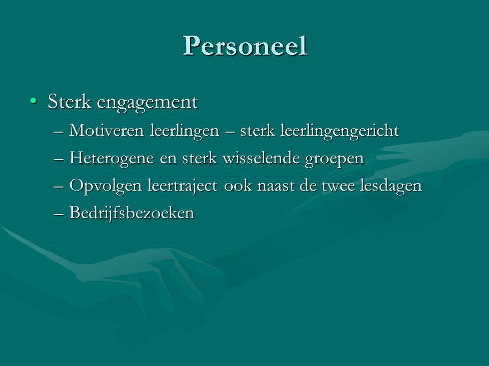 Personeel Sterk engagement