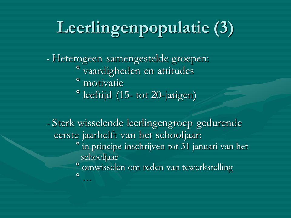 Leerlingenpopulatie (3)