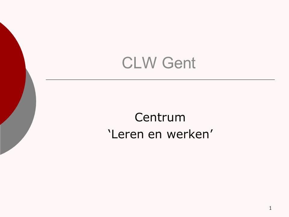 Centrum 'Leren en werken'