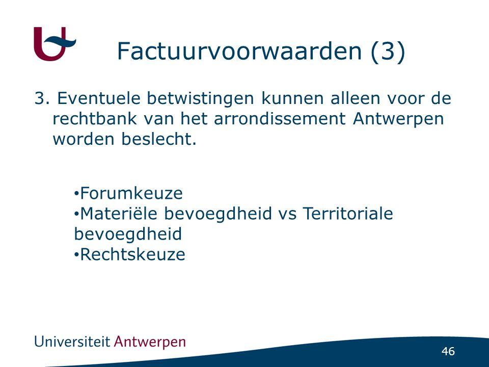 Factuurvoorwaarden (3)