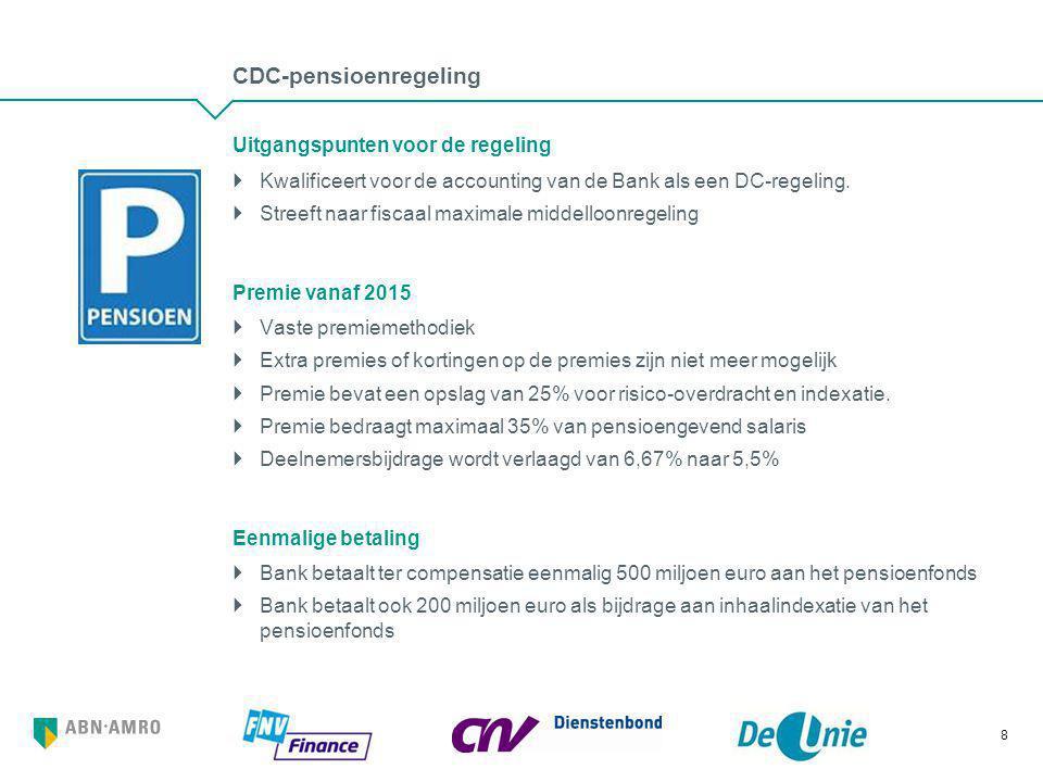 CDC-pensioenregeling