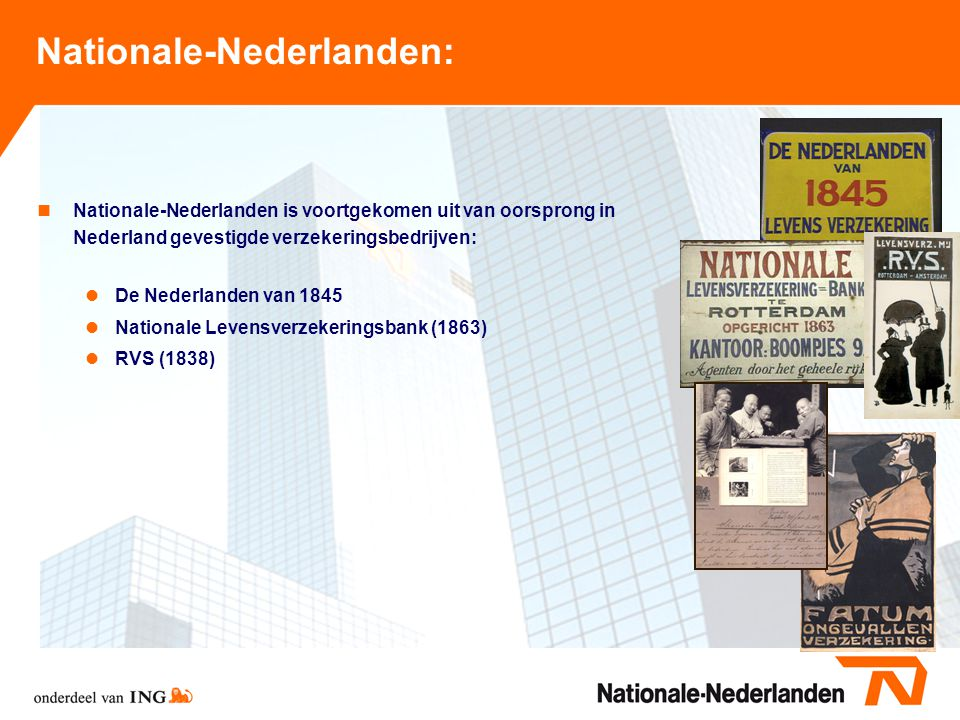 Nationale-Nederlanden: