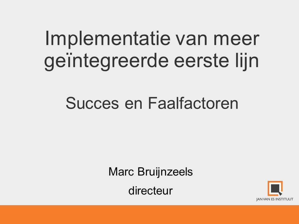 Marc Bruijnzeels directeur
