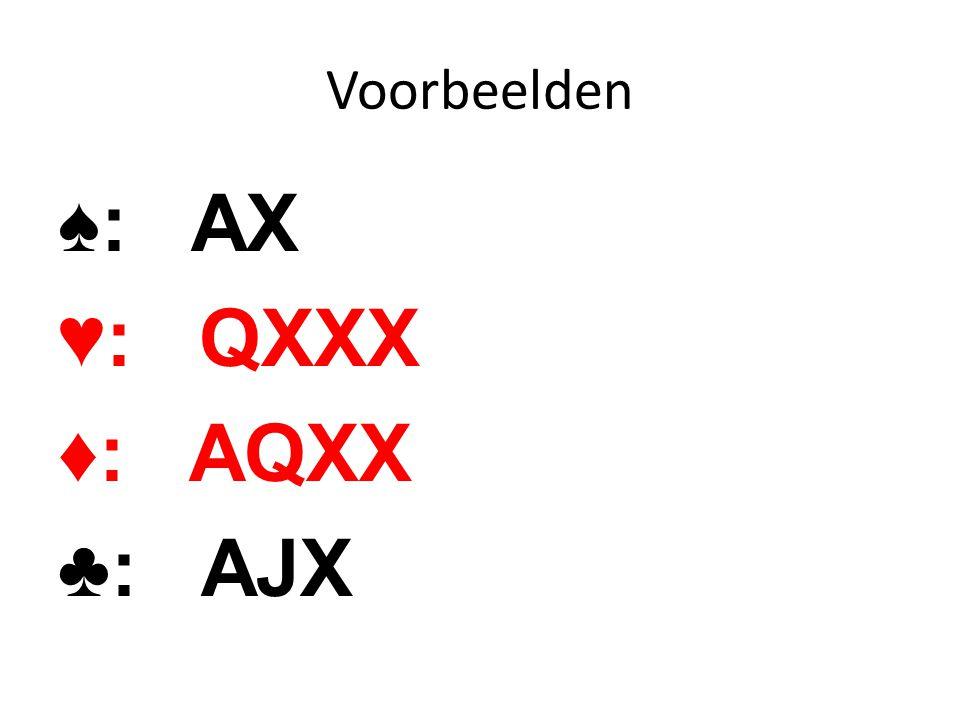 ♠: AX ♥: QXXX ♦: AQXX ♣: AJX