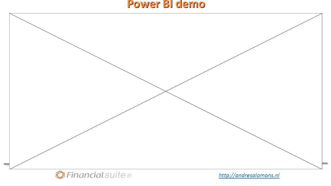 Power BI demo