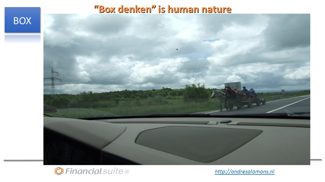 Box denken is human nature