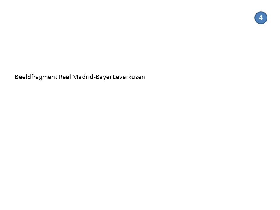 4 Beeldfragment Real Madrid-Bayer Leverkusen