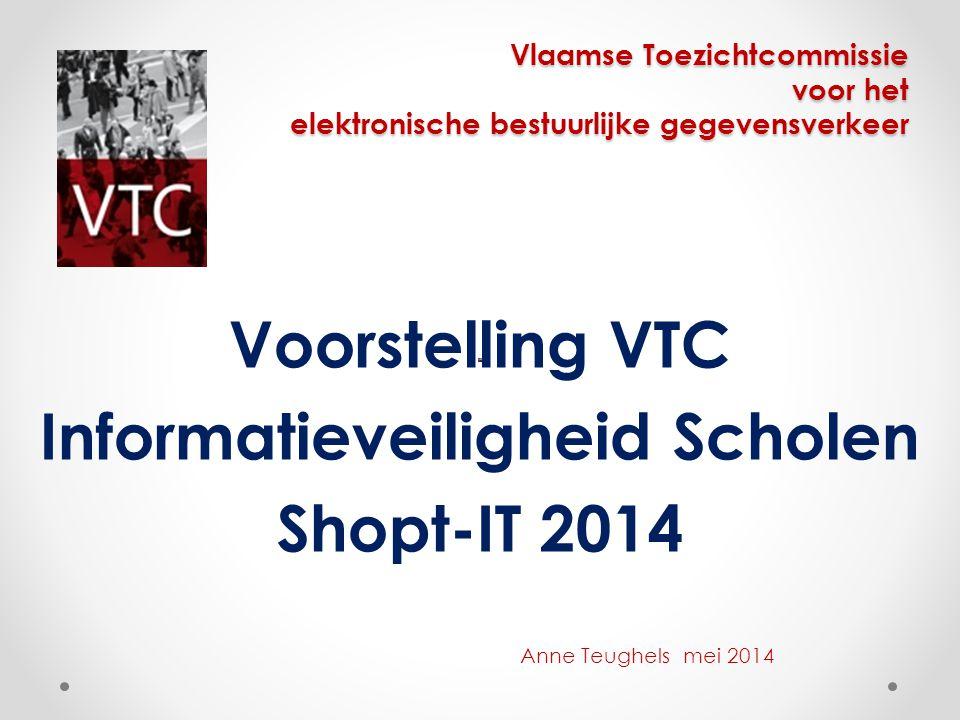 Voorstelling VTC Informatieveiligheid Scholen Shopt-IT 2014