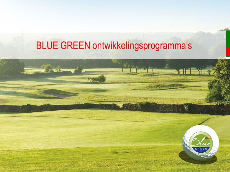 BLUE GREEN ontwikkelingsprogramma's