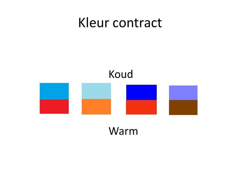 De kleurenleer primaire kleuren secundaire kleuren ppt download - Kleur warm ...