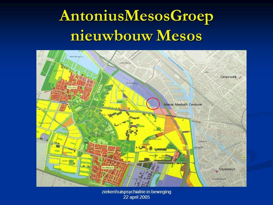 AntoniusMesosGroep nieuwbouw Mesos