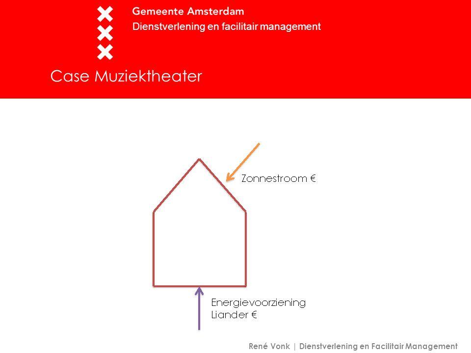 Case Muziektheater Dienstverlening en facilitair management