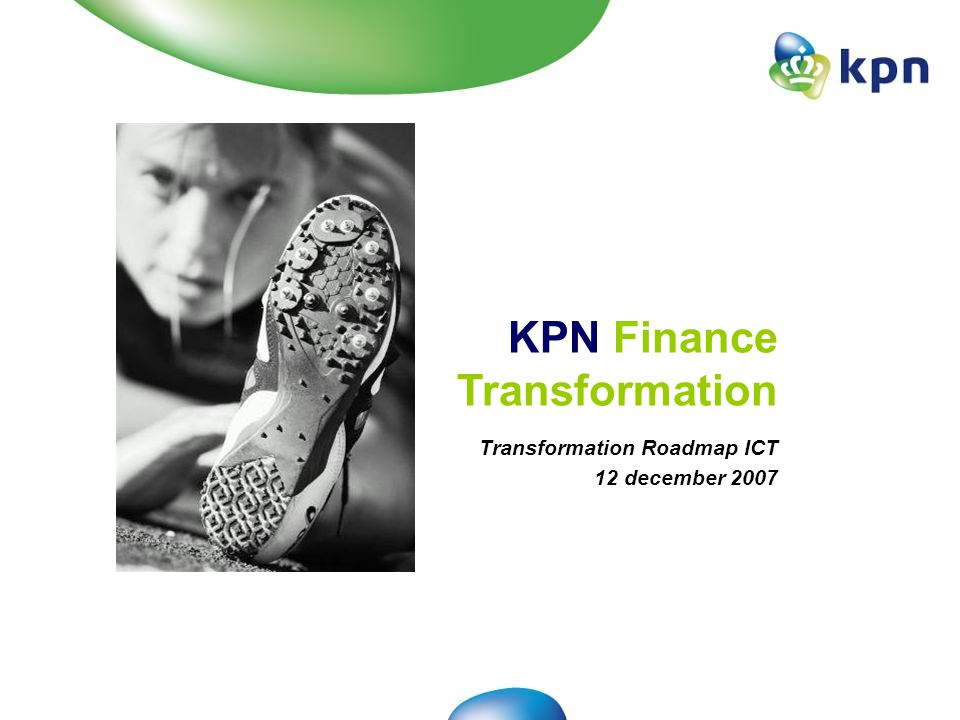 KPN Finance Transformation