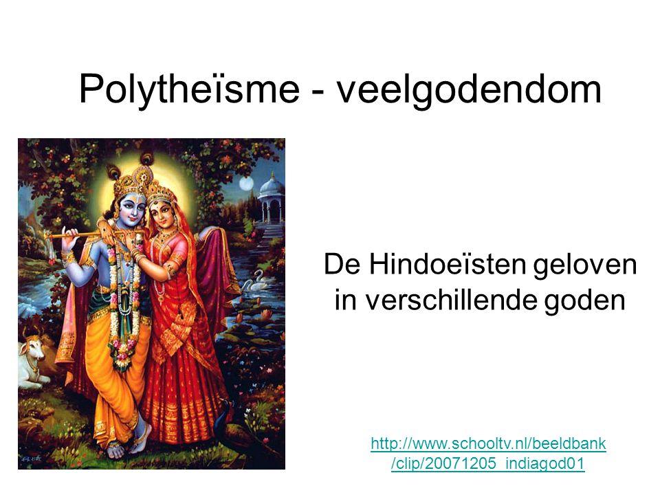 Polytheïsme - veelgodendom