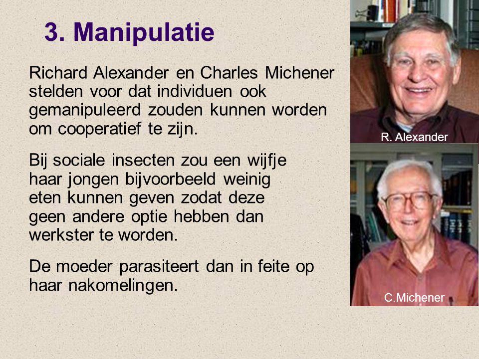 3. Manipulatie