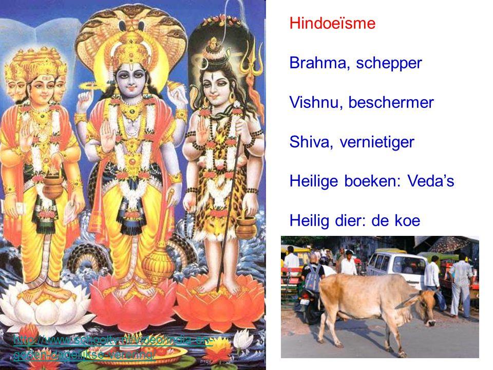 Heilige boeken: Veda's Heilig dier: de koe