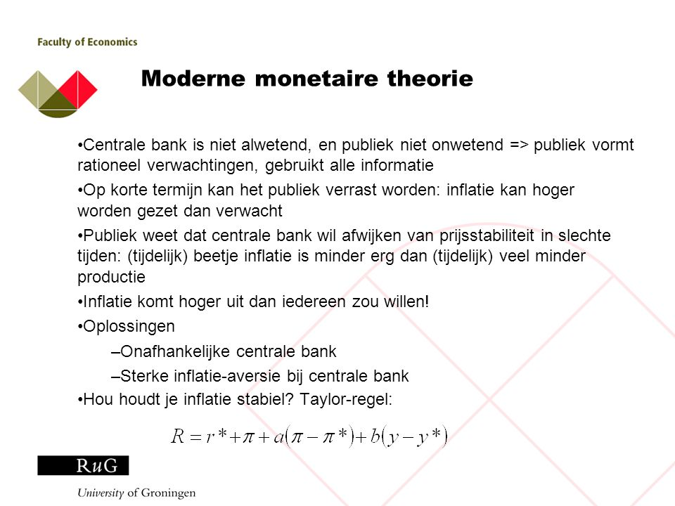 Moderne monetaire theorie
