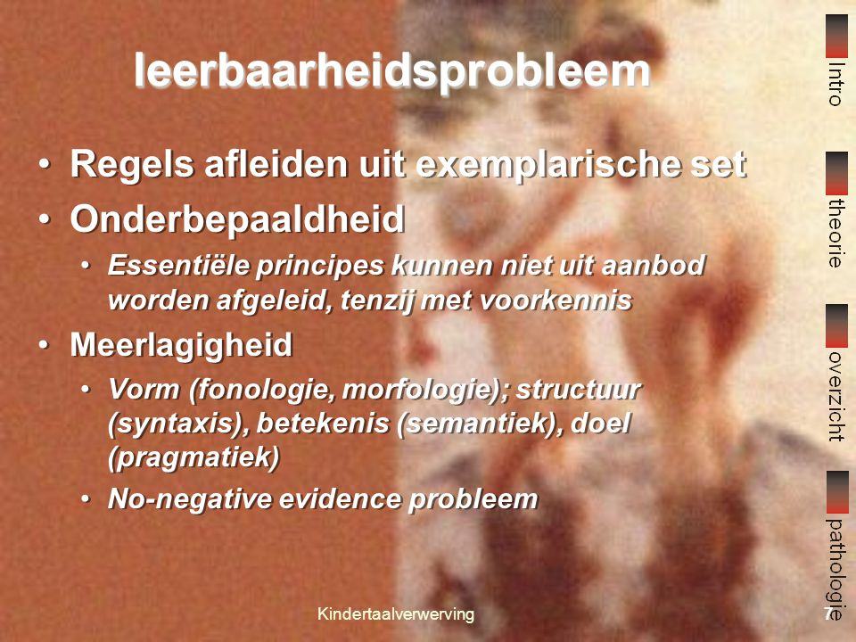 leerbaarheidsprobleem