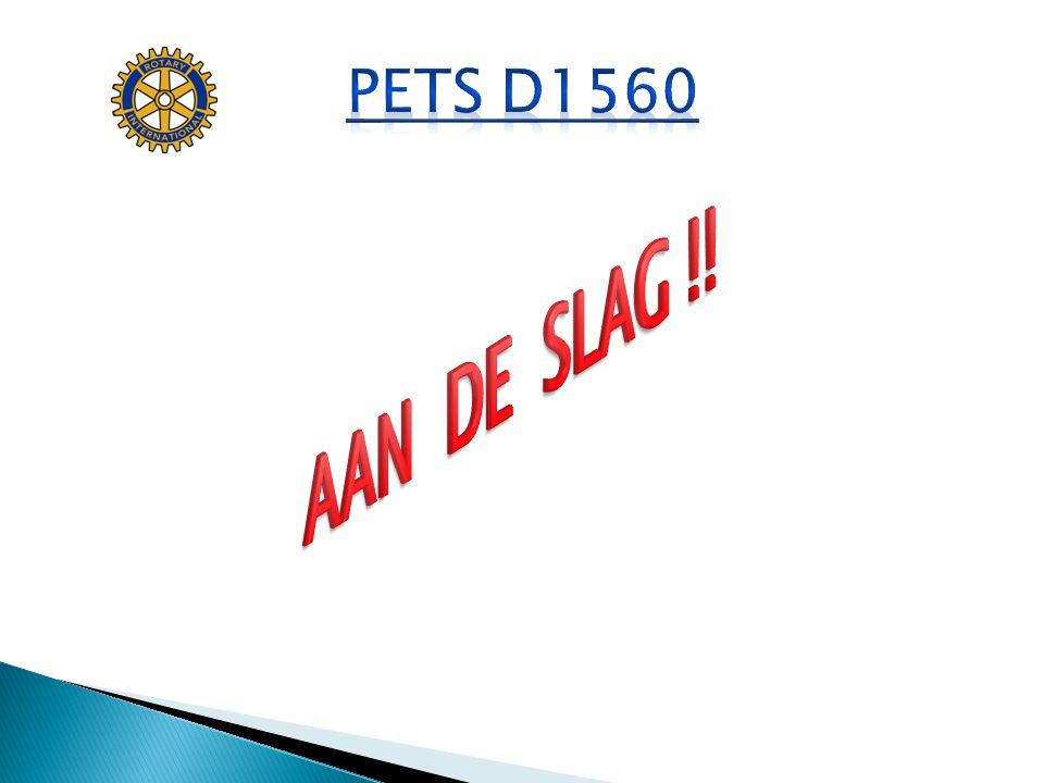 PETS D1560 AAN DE SLAG !!