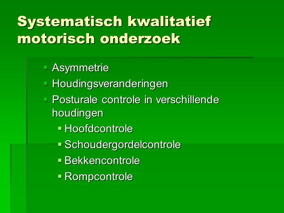 Systematisch kwalitatief motorisch onderzoek