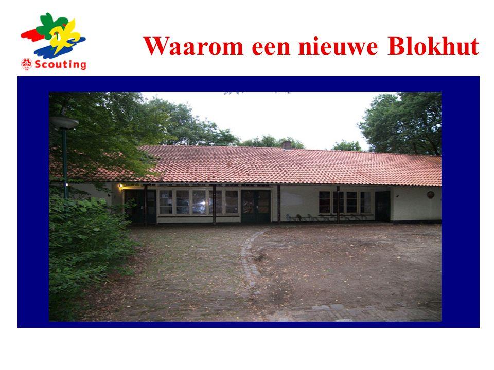 Waarom een nieuwe Blokhut