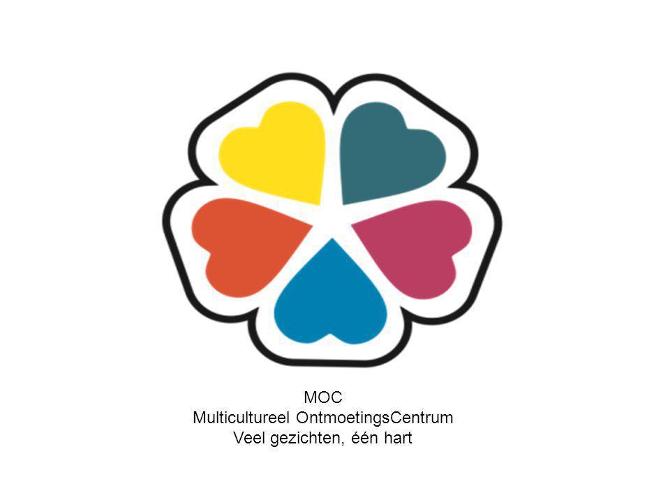 MOC Multicultureel OntmoetingsCentrum Veel gezichten, één hart