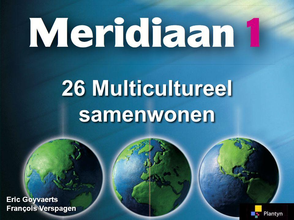26 Multicultureel samenwonen