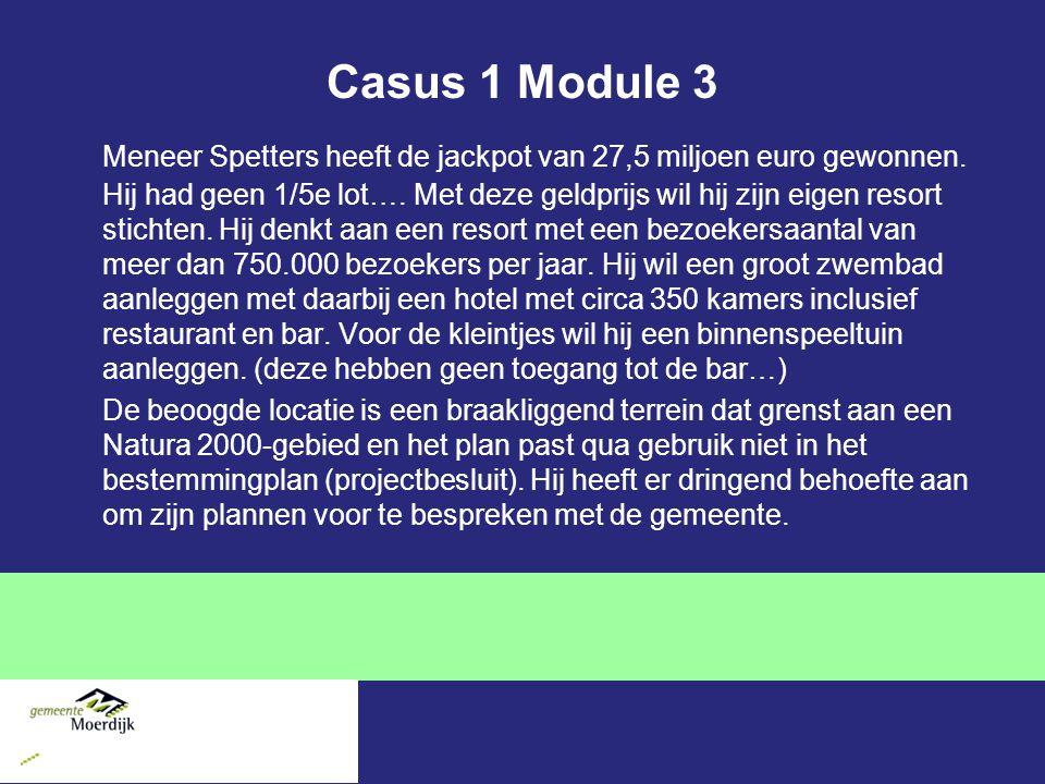 Casus 1 Module 3