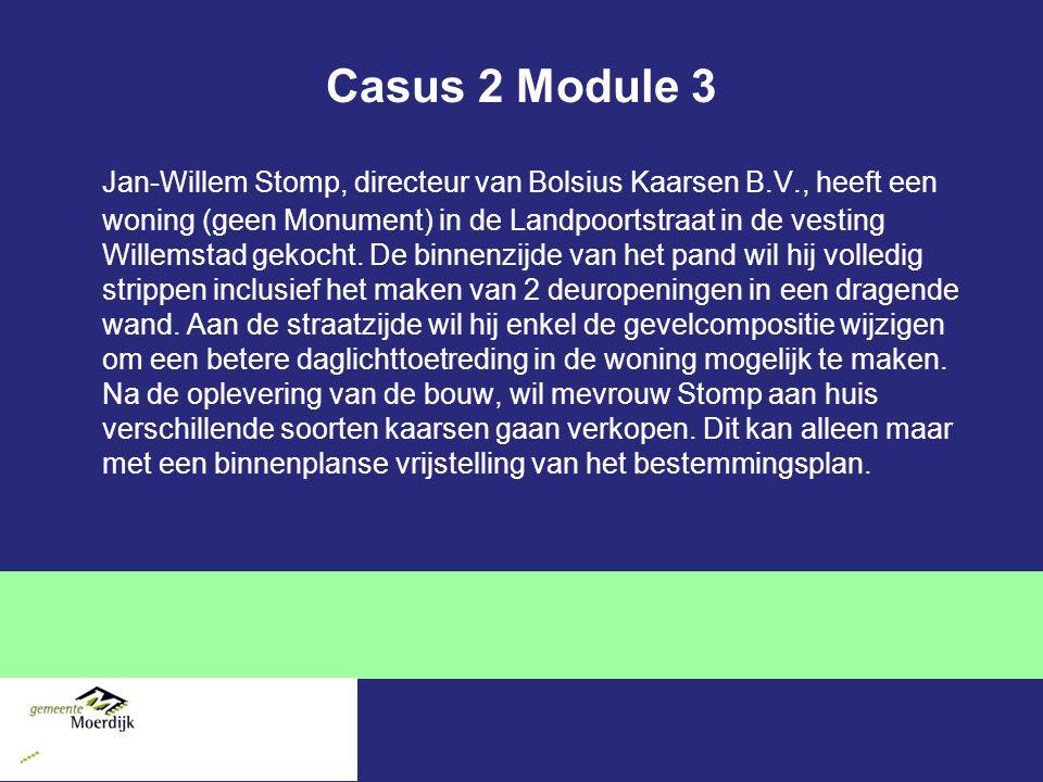 Casus 2 Module 3