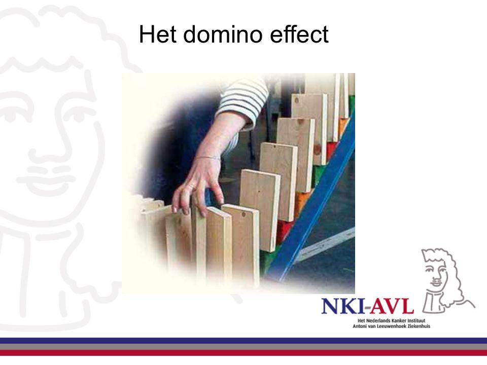 Het domino effect