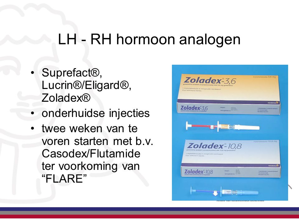 LH - RH hormoon analogen