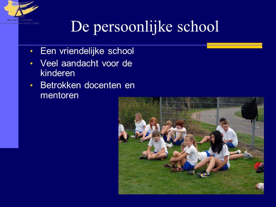 De persoonlijke school